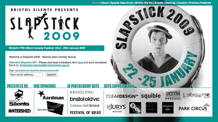 Slapstick 2009