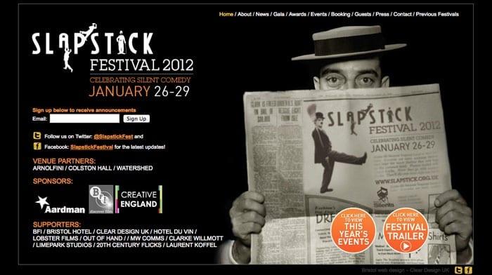 Slapstick 2012